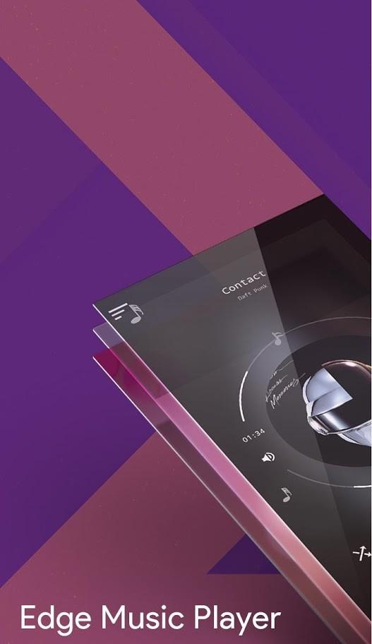 S9 Edge Music Player Pro 4.1.19 دانلود موزیک پلیر سامسونگ S9