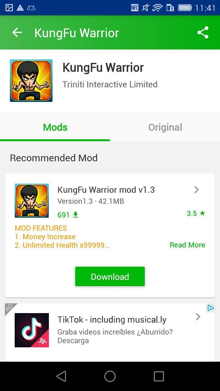 دانلود HappyMod 2.5.7 برنامه هپی مود برای اندروید