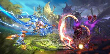 دانلود Heroes Infinity 1.33.5L بازی قهرمانان ابدیت اندروید + مود