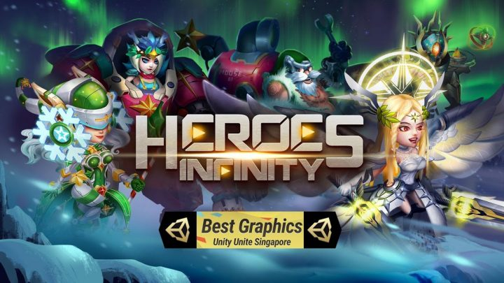 Heroes Infinity 1.27.5 دانلود بازی قهرمانان ابدیت اندروید + مود