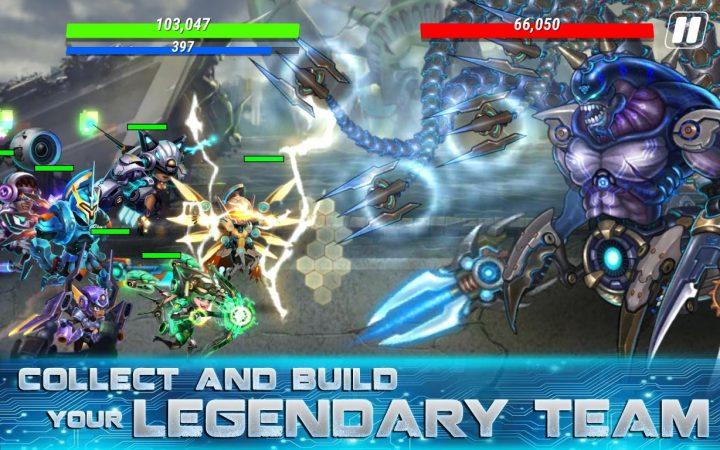 دانلود Heroes Infinity 1.35.04 – بازی قهرمانان ابدیت اندروید + مود