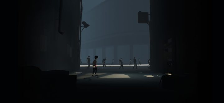 Playdead's INSIDE دانلود بازی اینساید برای اندروید + دیتا