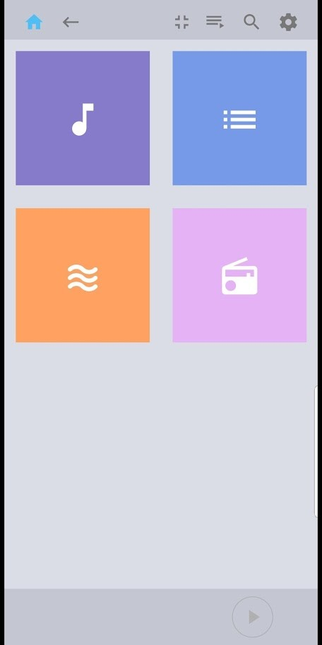 دانلود JRiver for Android 25.0.116 برنامه پلیر صوتی قدرتمند اندروید