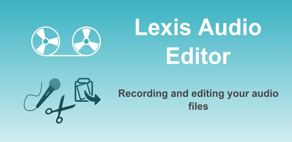 Lexis Audio Editor Pro 1.0.73 نرم افزار ویرایش فایل های صوتی اندروید