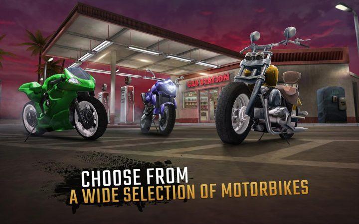 دانلود Moto Rider GO: Highway Traffic 1.28.4 بازی موتور سواری اندروید + مود