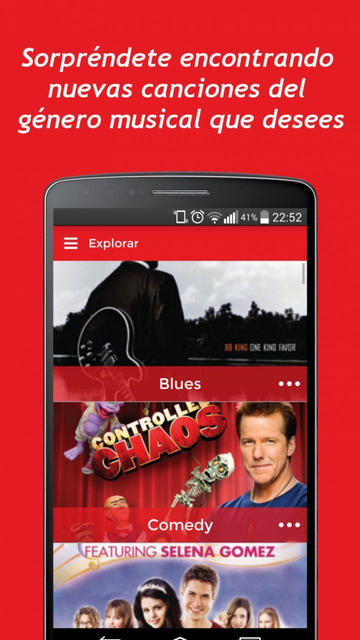 MusicAll Pro 2.0.26 دانلود برنامه موزیک آنلاین رقیب اسپاتیفای