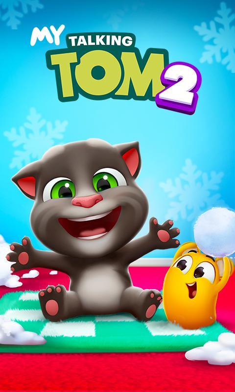دانلود My Talking Tom 2 2.0.1.962 بازی تام سخنگو 2 اندروید + مود