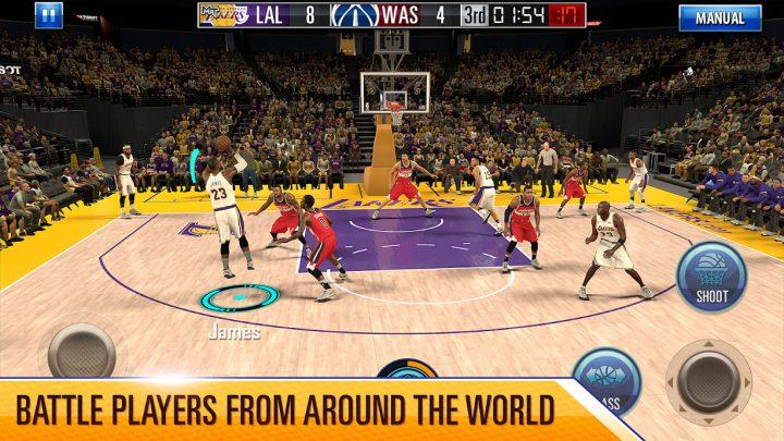 NBA 2K Mobile Basketball دانلود بازی بسکتبال اندروید + دیتا