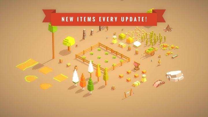 Pocket Build 1.9.71 دانلود بازی شهرسازی اندروید + مود