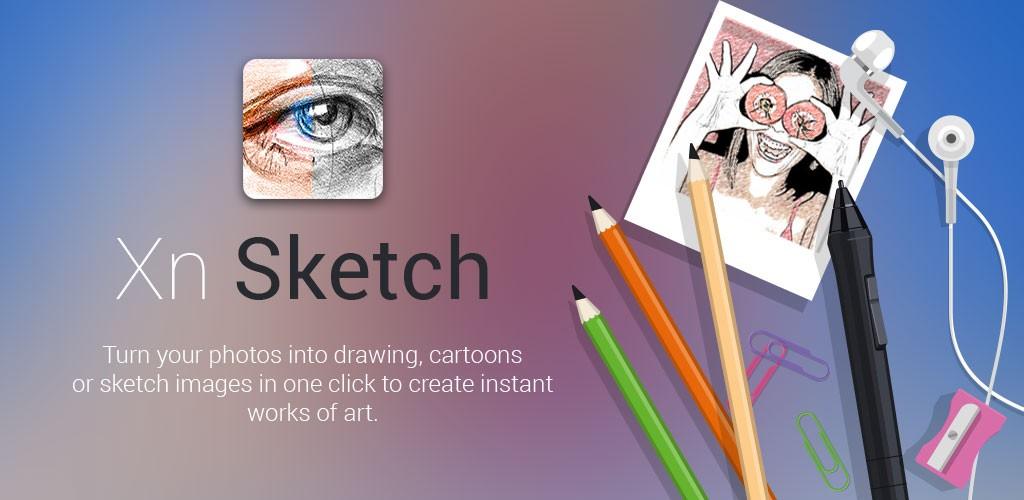 دانلود Sketch Me Pro 1.91 برنامه تبدیل عکس به نقاشی اندروید