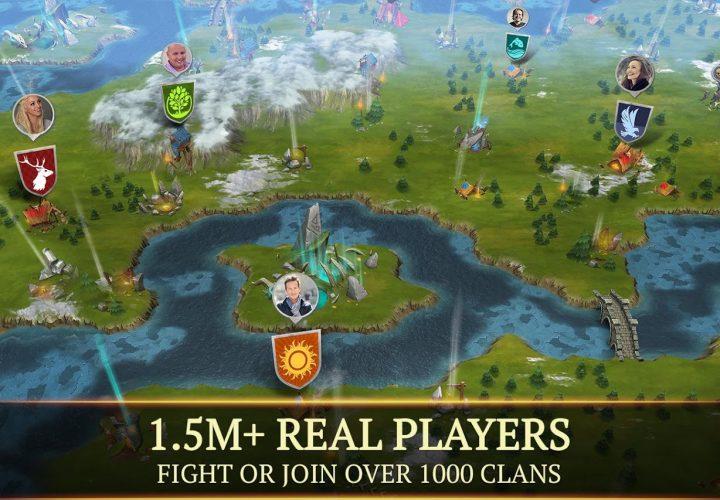 دانلود Stormfall: Saga of Survival 1.14.6 بازی حماسه بقا اندروید + مود