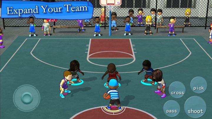 دانلود Street Basketball Association 3.1.6 بازی بسکتبال خیابانی اندروید + مود