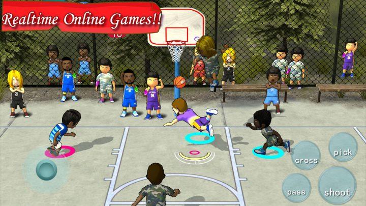 دانلود Street Basketball Association 3.1.7 بازی بسکتبال خیابانی اندروید + مود