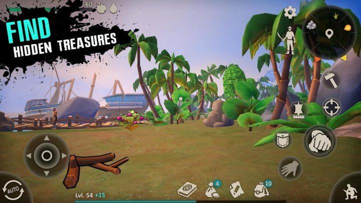 Survival Island: EVO 3.217 دانلود بازی بقا در جزیره برای اندروید + مود