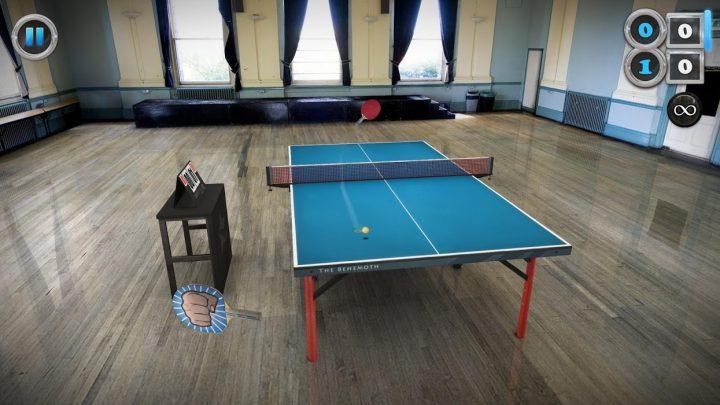 Table Tennis Touch 3.1.1508.2 دانلود بازی پینگ پنگ اندروید