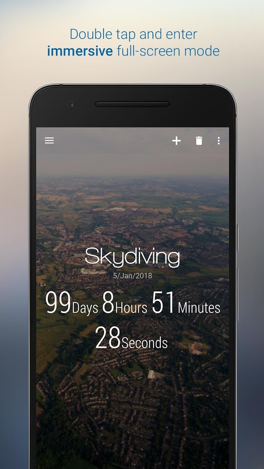 Time Until Premium 2.0.7 دانلود برنامه روز شمار و شمارش معکوس