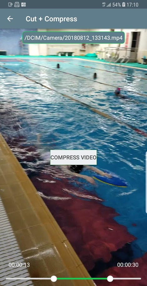 Video Compressor Pro 1.1.34 کاهش حجم فیلم و عکس اندروید