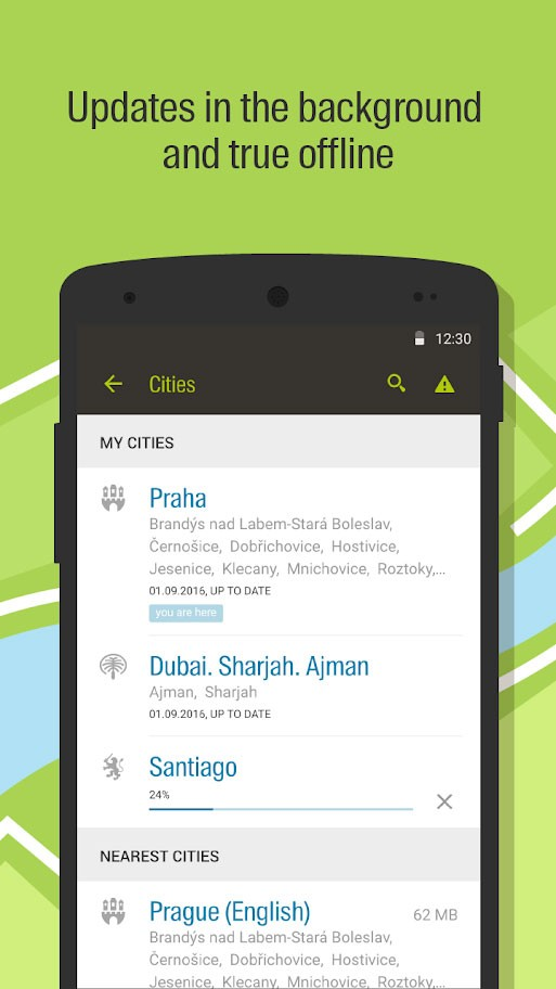 2GIS: directory & navigator Pro 4.3.4.2353 دانلود مسیریاب آفلاین اندروید