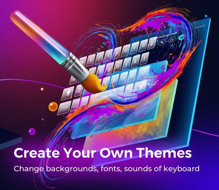 Cheetah Keyboard Pro 5.1.0 دانلود صفحه کلید چیتا کیبورد اندروید