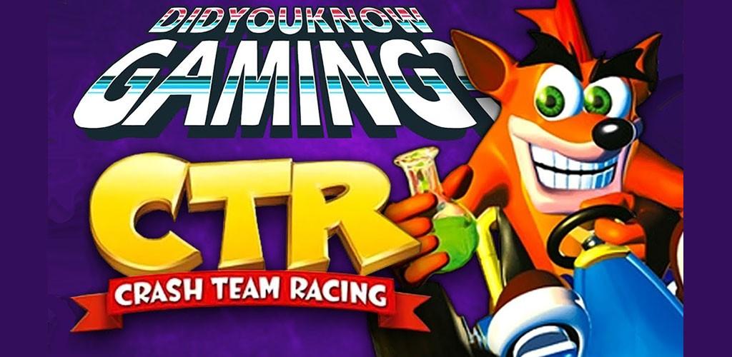 Crash Team Racing دانلود بازی کراش ماشینی برای اندروید