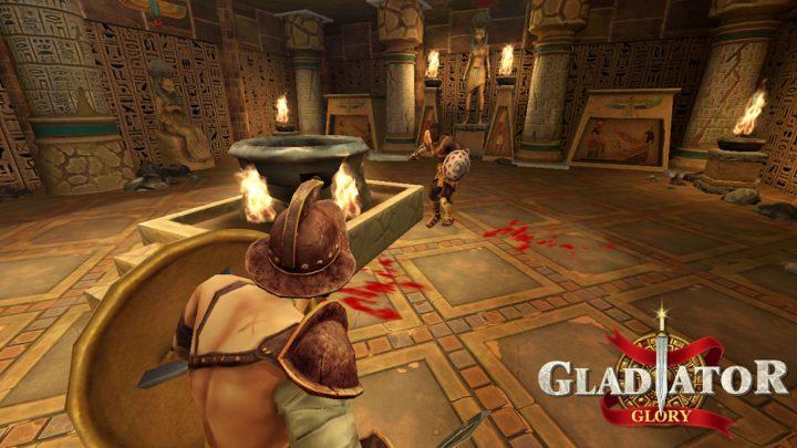 دانلود Gladiator Glory Egypt 1.0.21 بازی شکوه گلادیاتور مصر اندروید + مود