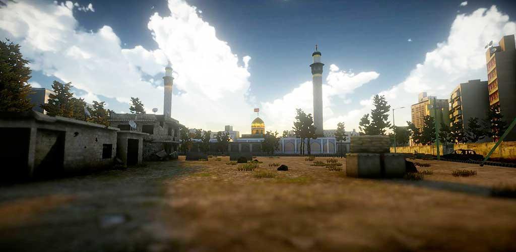 Holy Defence 1.4 دانلود بازی دفاع مقدس حزب الله برای اندروید
