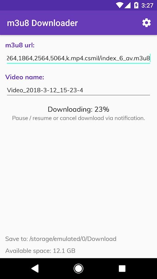 دانلود Lj Video Downloader Pro 1.0.67 برنامه دانلود فایل m3u8 اندروید