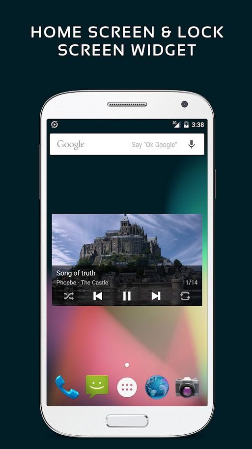 دانلود Pulsar Music Player Pro 1.9.4 – برنامه موزیک پلیر اندروید