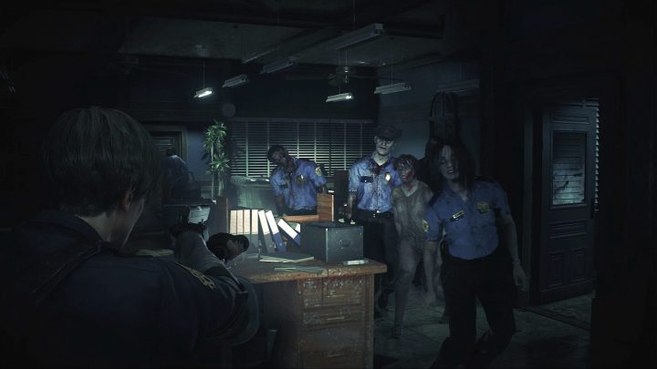 Resident Evil 2 Remake 1.0 دانلود بازی رزیدنت اویل 2 ریمیک اندروید