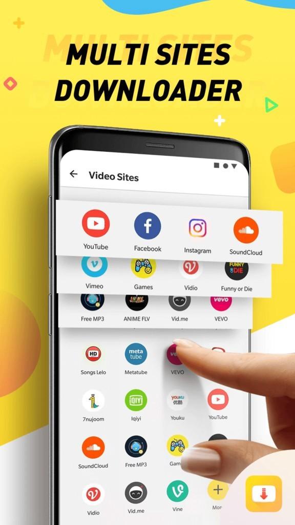 SnapTube VIP 4.72.1.4720901 دانلود برنامه اسنپ تیوب اندروید
