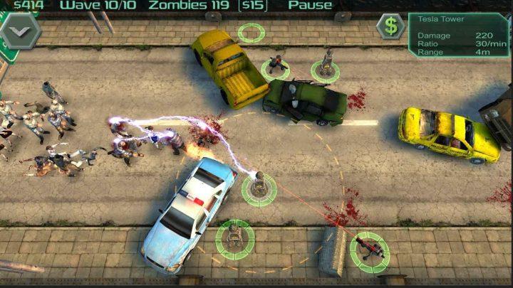 دانلود Zombie Defense 12.7.2 بازی دفاع زامبی برای اندروید + مود