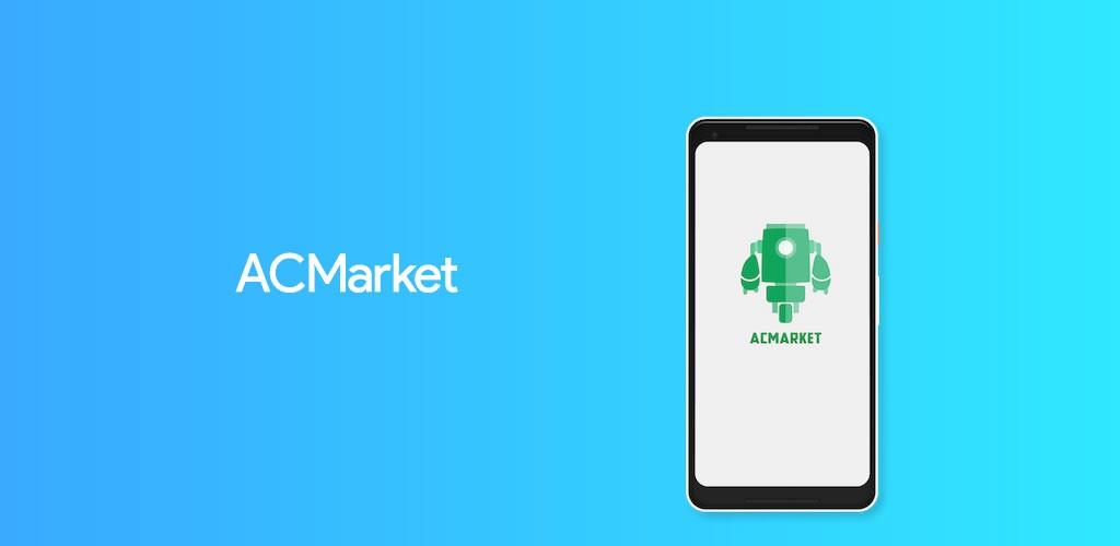 ACMarket Pro 4.4.6 دانلود مارکت برنامه و بازی هک و کرک شده اندروید