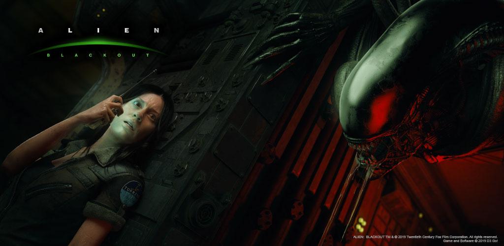 Alien: Blackout 2.0 دانلود بازی ترسناک بیگانه: خاموشی اندروید