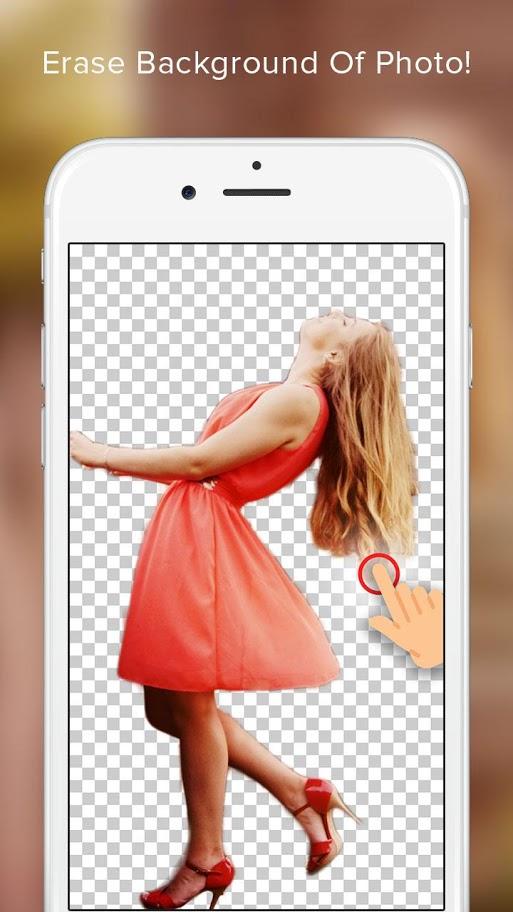 دانلود Background Changer & Eraser Pro 3.2 تغییر و حذف پس زمینه عکس اندروید