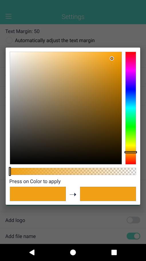 دانلود Camera Auto Timestamp Pro 2.42 برنامه ثبت تاریخ روی عکس اندروید