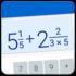 Fractions Calculator Pro 2.7 دانلود ماشین حساب کسری اندروید