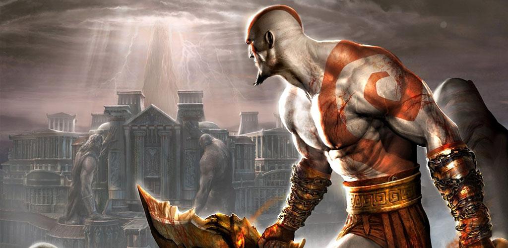 God of War دانلود بازی گاد اف وار خدای جنگ 1 برای اندروید
