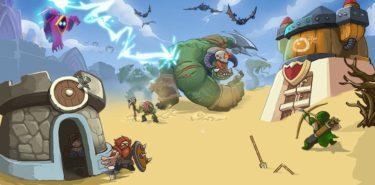 King Of Defense: Battle Frontier 1.3.7 دانلود بازی پادشاه دفاع اندروید + مود