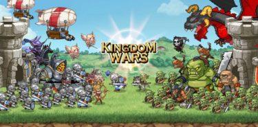 Kingdom Wars 1.4.4 دانلود بازی جنگ های پادشاهی برای اندروید + مود