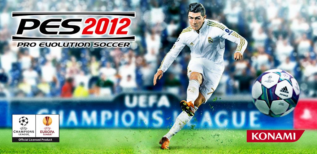 PES 2012 Pro Evolution Soccer 1.0.5 دانلود بازی فوتبال آفلاین اندروید