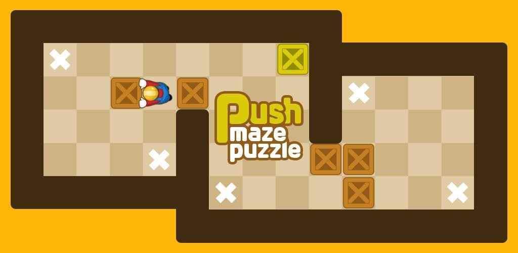 Push Maze Puzzle 1.0.13 دانلود بازی پازل پیچ و خم اندروید + مود