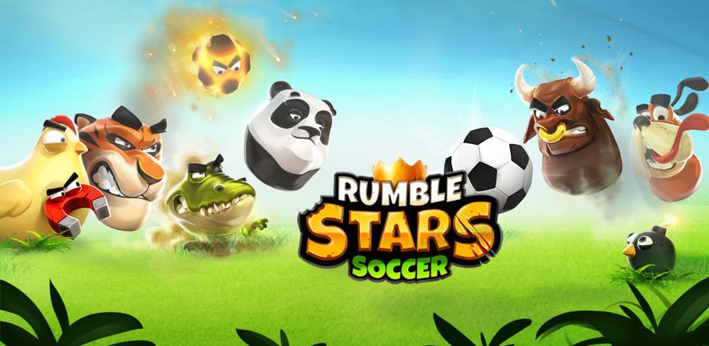 دانلود Rumble Stars Football 1.6.5.3 بازی فوتبال رامبل استار اندروید