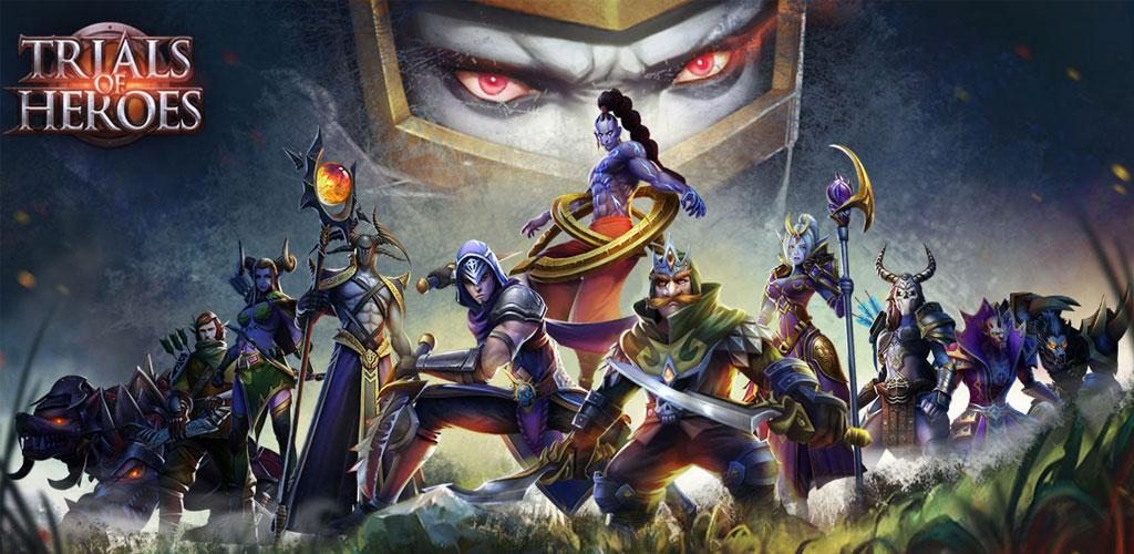 دانلود Trials of Heroes 2.6.16 – بازی تلاش های قهرمانان اندروید