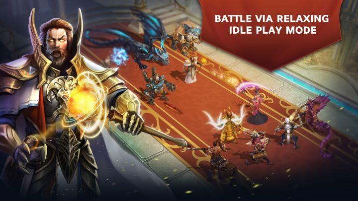 دانلود Trials of Heroes: Idle RPG 1.10.2 – بازی تلاش های قهرمانان اندروید