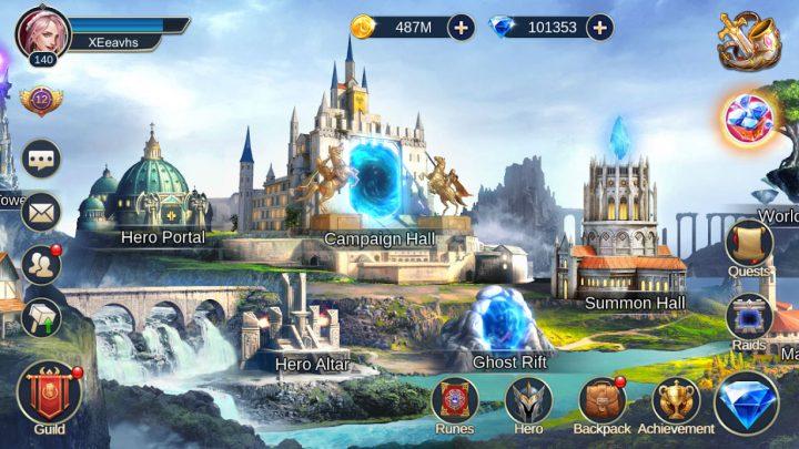 Trials of Heroes: Idle RPG 1.8.9 دانلود بازی تلاش های قهرمانان اندروید