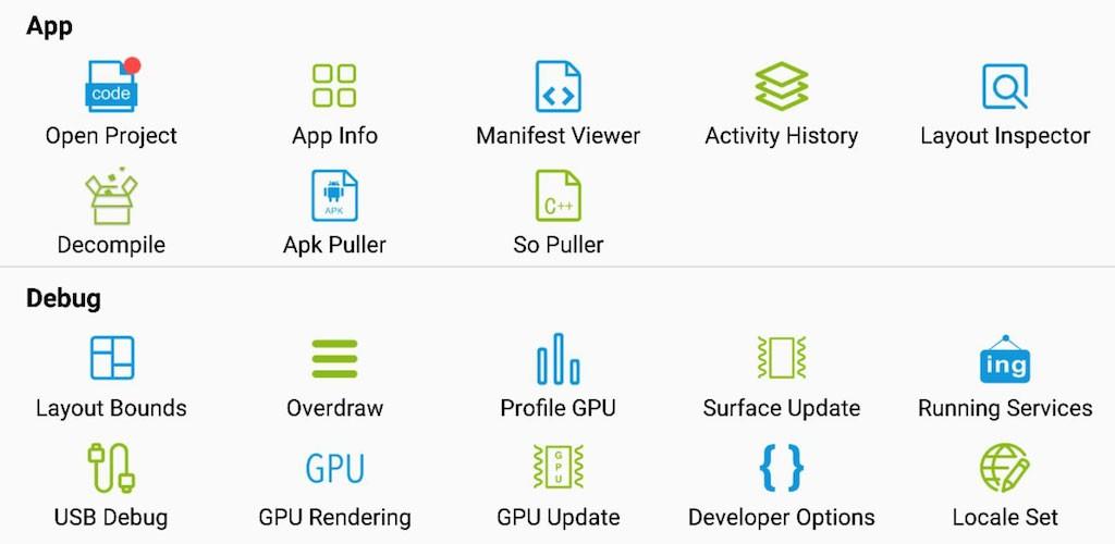 Dev Tools Pro 3.4.0 دانلود نرم افزار ابزار توسعه دهندگان اندروید