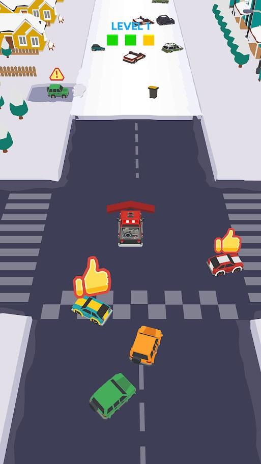 دانلود Clean Road 1.6.24 بازی ماشین برف روبی اندروید + مود