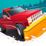 دانلود Clean Road 1.6.17 بازی ماشین برف روبی اندروید + مود
