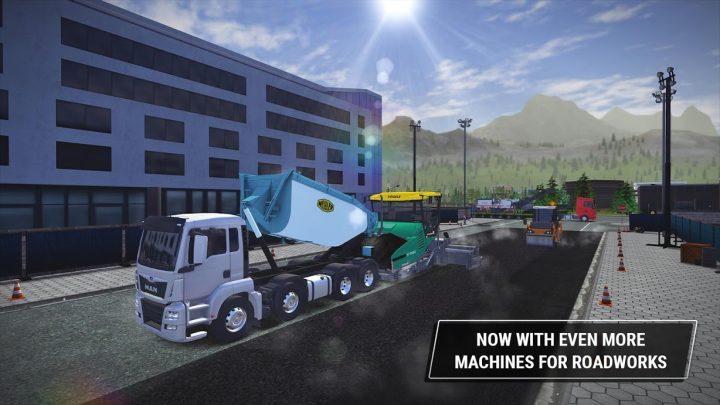 Construction Simulator 3 1.2 دانلود بازی ساخت و ساز شهر 3 اندروید + مود