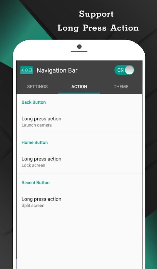 Navigation Bar Pro 1.8.1 دانلود نرم افزار نوار ناوبری سفارشی اندروید